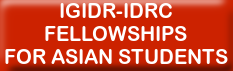 IGIDR-IDRC Fellowship